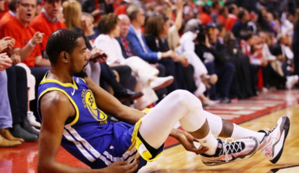 Kevin Durant ameliyat oldu!