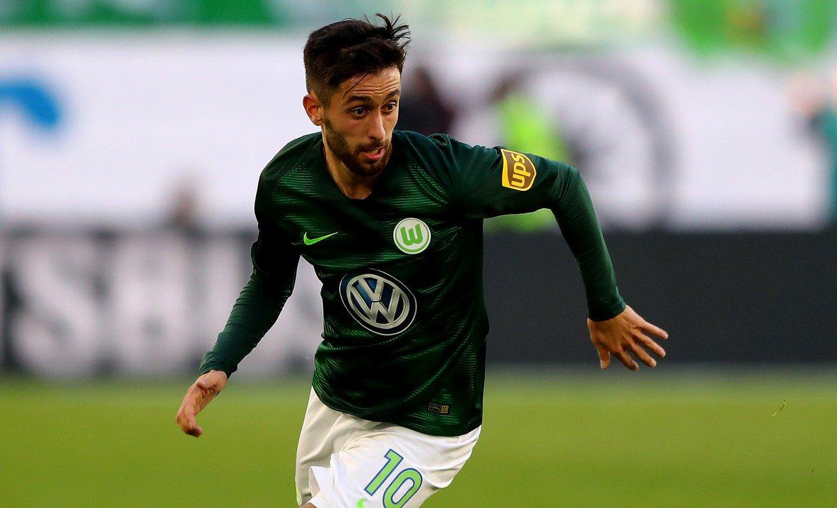 Yunus Mallı geçen sezon Wolfsburg'da kaç gol attı?
