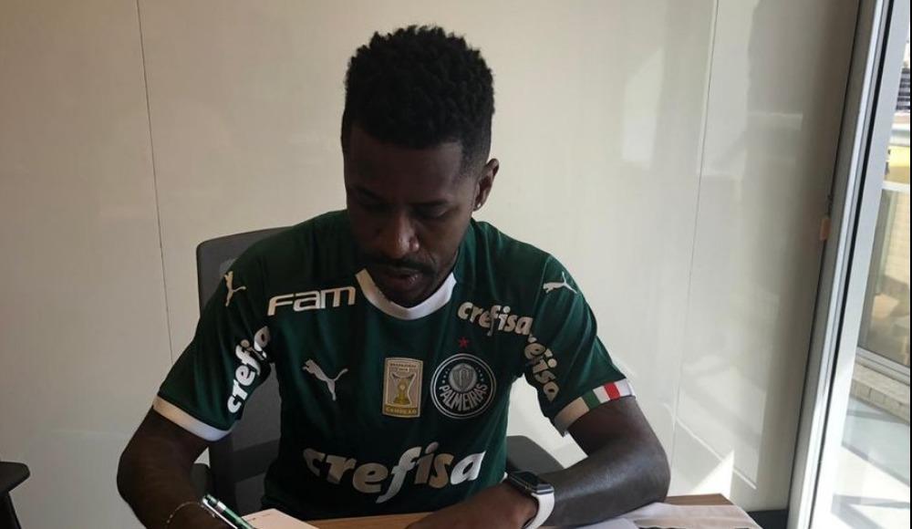 Adı Fenerbahçe ile anılan Ramires, Palmeiras'ta