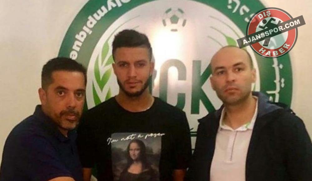 Trabzonspor istedi, Vitoria Setubal transfer etti! Khalid Hachadi...