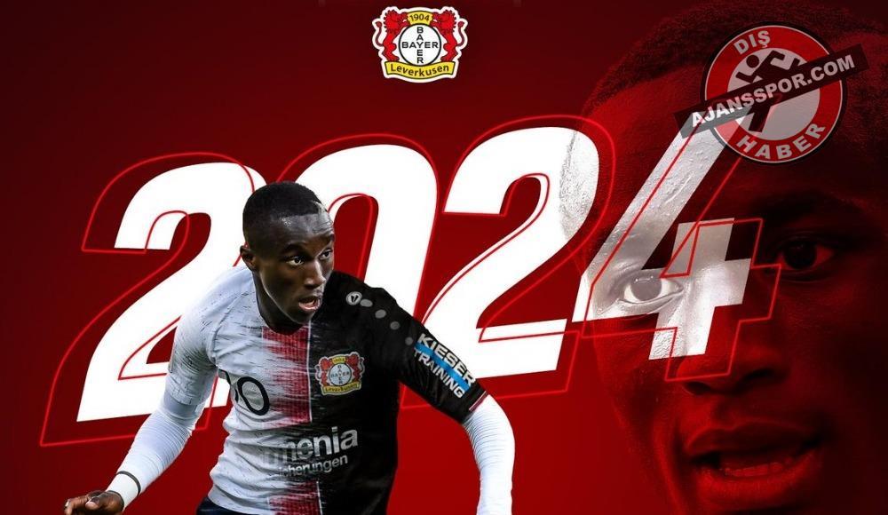 Bayer Leverkusen, Moussa Diaby'yi transfer etti