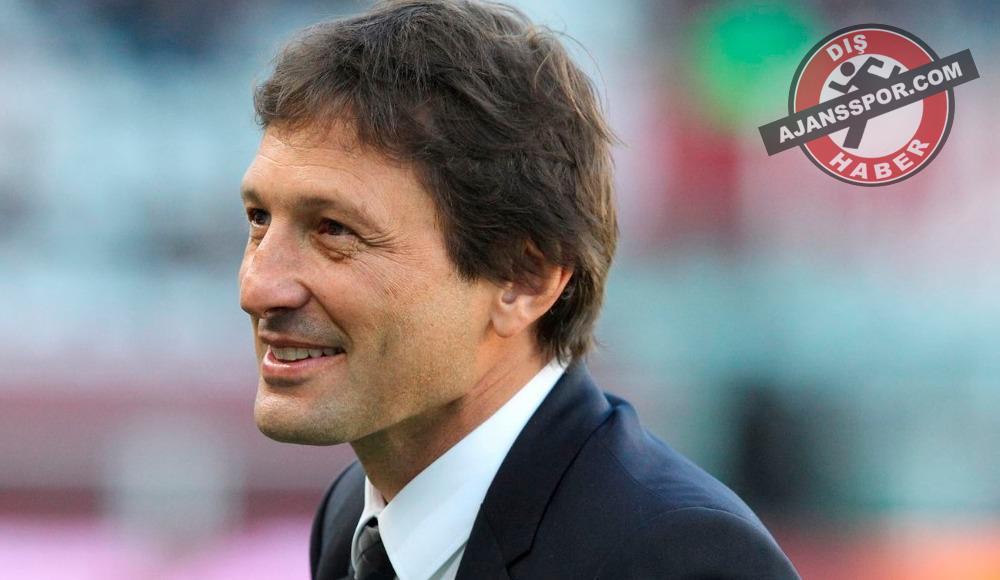 Leonardo, PSG'nin sportif direktörü oldu