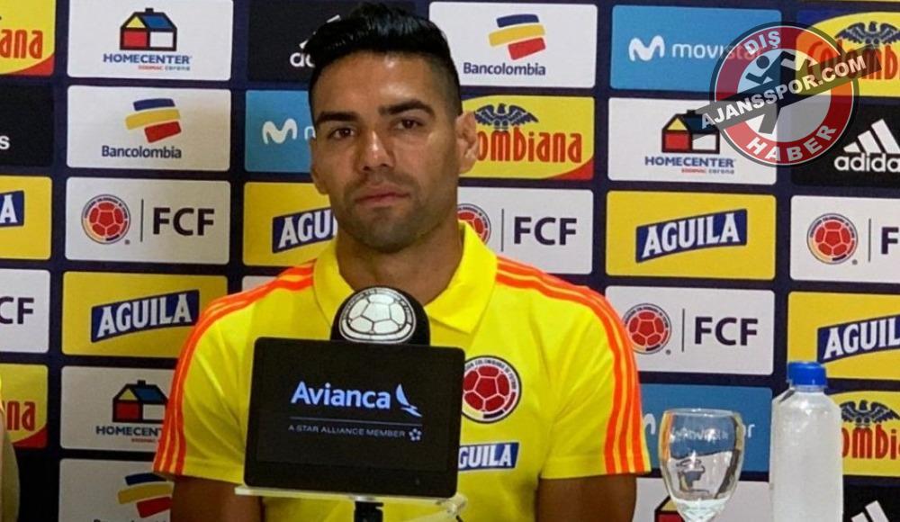 "Radamel Falcao: ""Son Copa America"""
