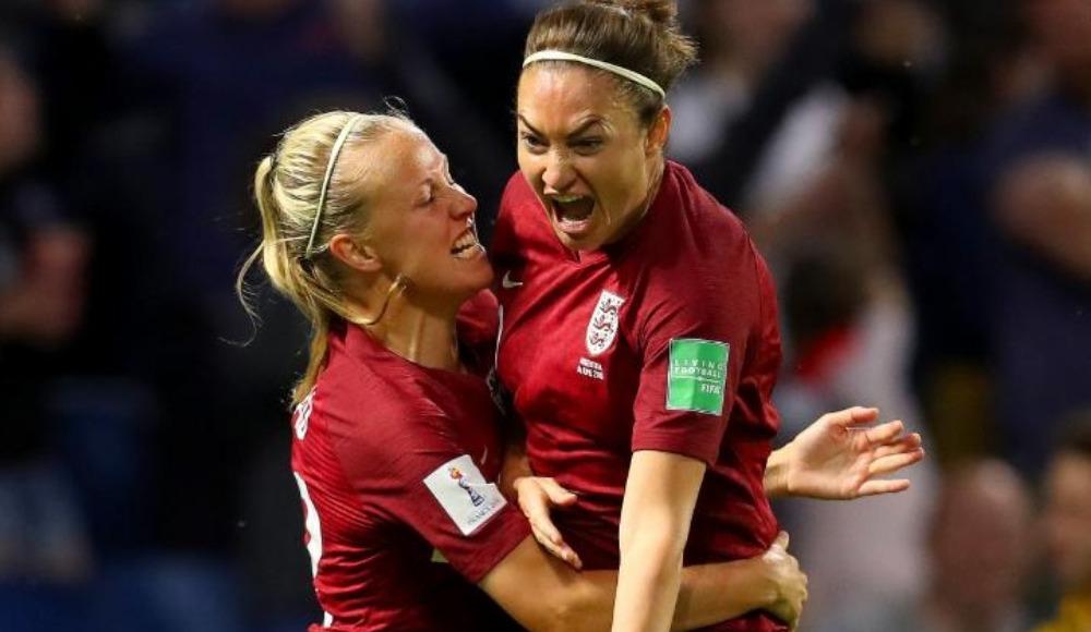 FIFA Kadınlar Dünya Kupası'nda C ve D gruplarında 3 maç yapıldı