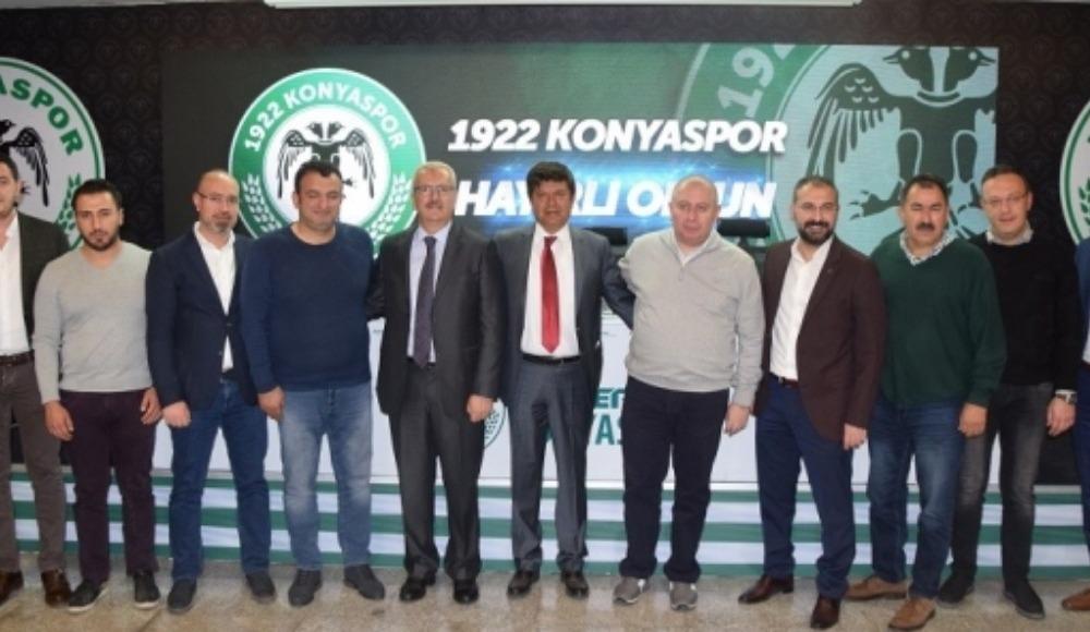 1922 Konyaspor'dan Akşehirspor ile anlaşma