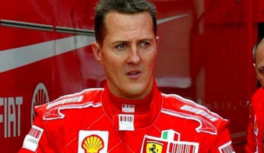 Michael Schumacher'in videosu 1 milyona yakın izlendi