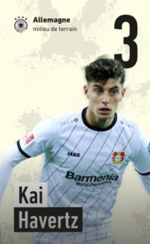 3 - Kai Havertz