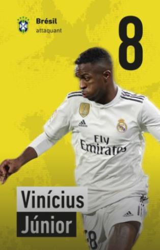 8 - Vinicius Junior