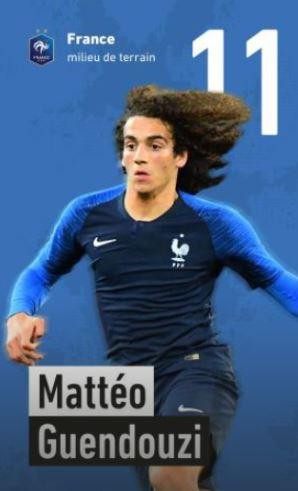 11 - Matteo Guendouzi