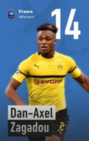 14 - Dan-Axel Zagadou