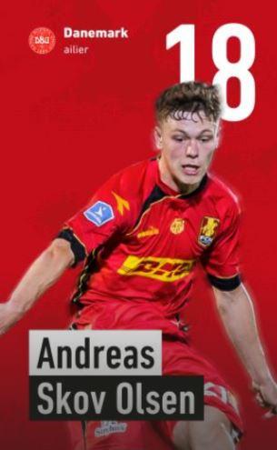 18 - Andreas Skov Olsen