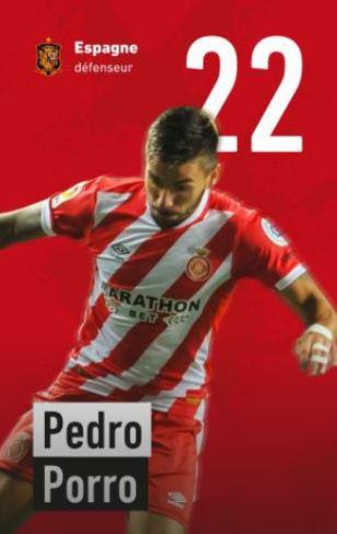 22 - Pedro Porro