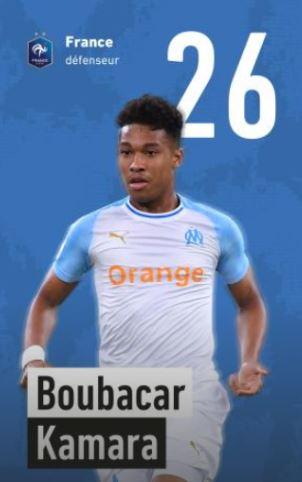 26 - Boubacar Kamara