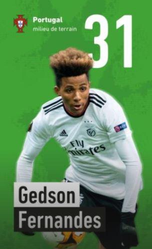 31 - Gedson Fernandes