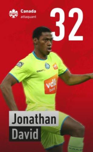 32 - Jonathan Devid