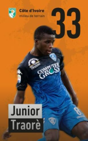33 - Junior Traore