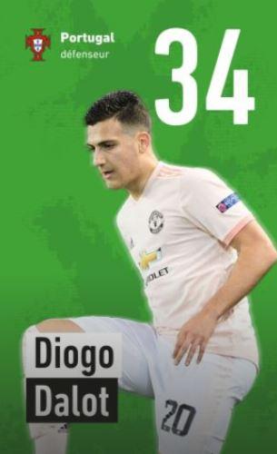 34 - Diogo Dalot