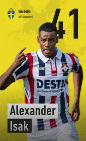 41 - Alexander Isak