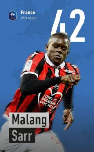 42 - Malang Sarr