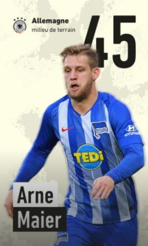 45 - Arne Maier