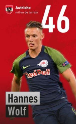 46 - Hannes Wolf