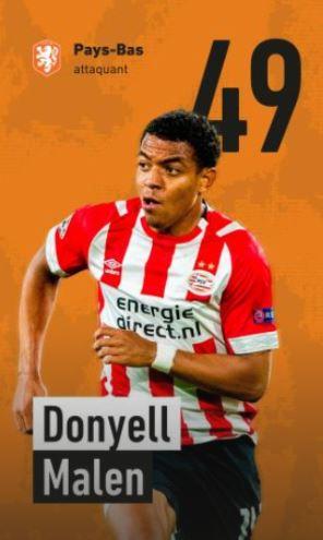 49 - Donyell Malen