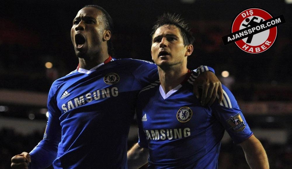 Frank Lampard, Didier Drogba'yı istiyor!