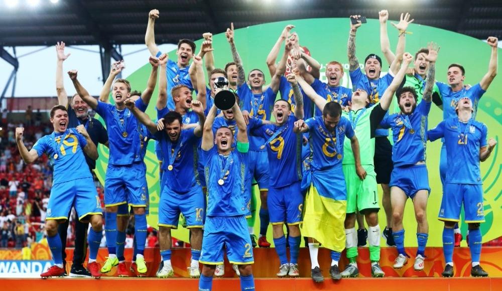Ukrayna, U20 Dünya Kupası'nda şampiyon oldu!