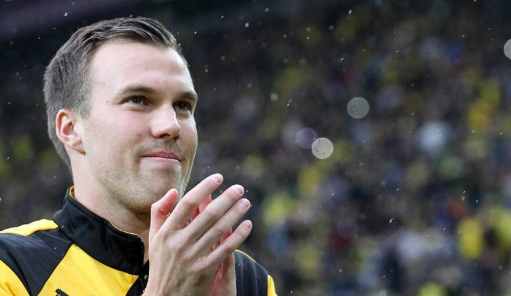Kevin Grosskreutz'un Dortmund sevinci!