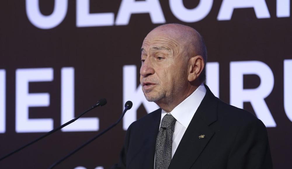Nihat Özdemir'den yabancı sınırı, Fatih Terim ve Lucescu açıklaması