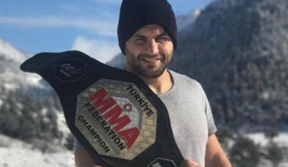 Cihan Kaplan, Ukrayna'da şampiyon oldu!