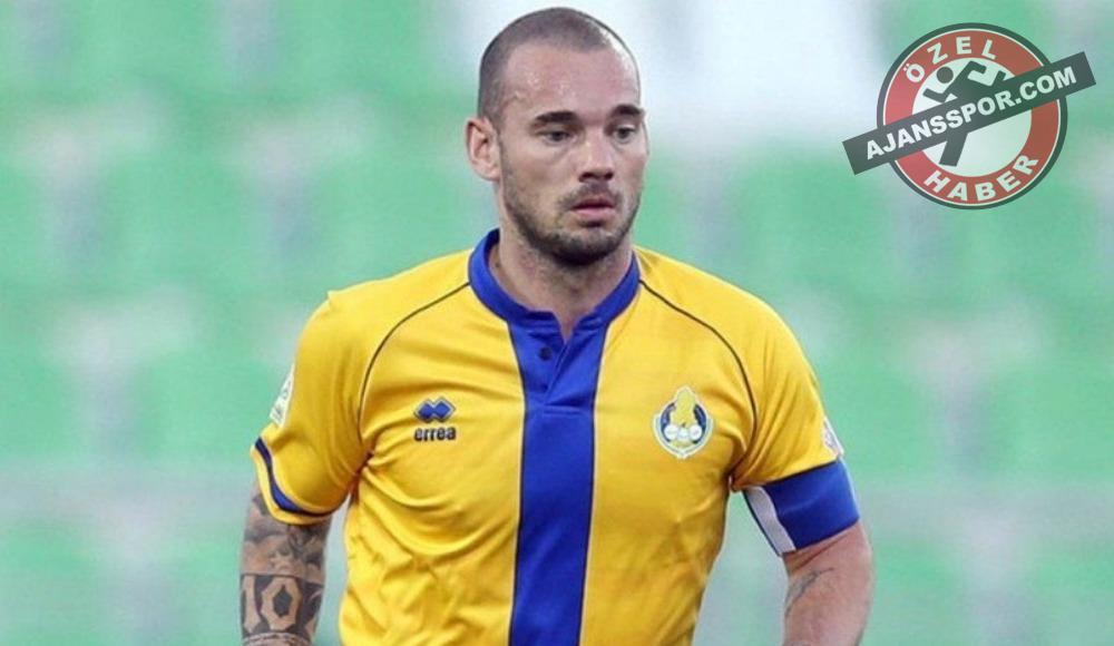 Adil Konukoğlu'ndan son dakika Sneijder açıklaması