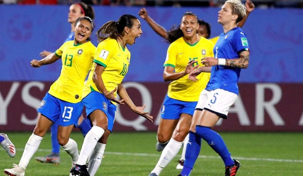 Brezilya, İtalya'yı 1-0 mağlup etti
