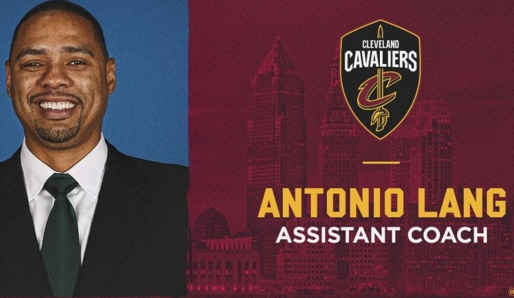 Cleveland Cavaliers'ın yeni asistan koçu Antonio Lang oldu