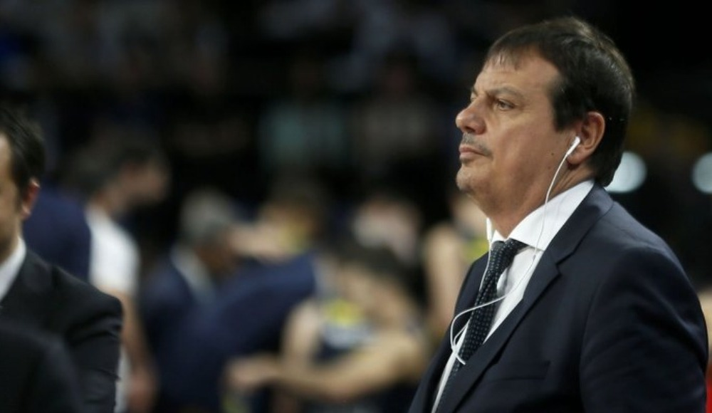 """Ergin Ataman: """"Biz şampiyon olacağız"""""""