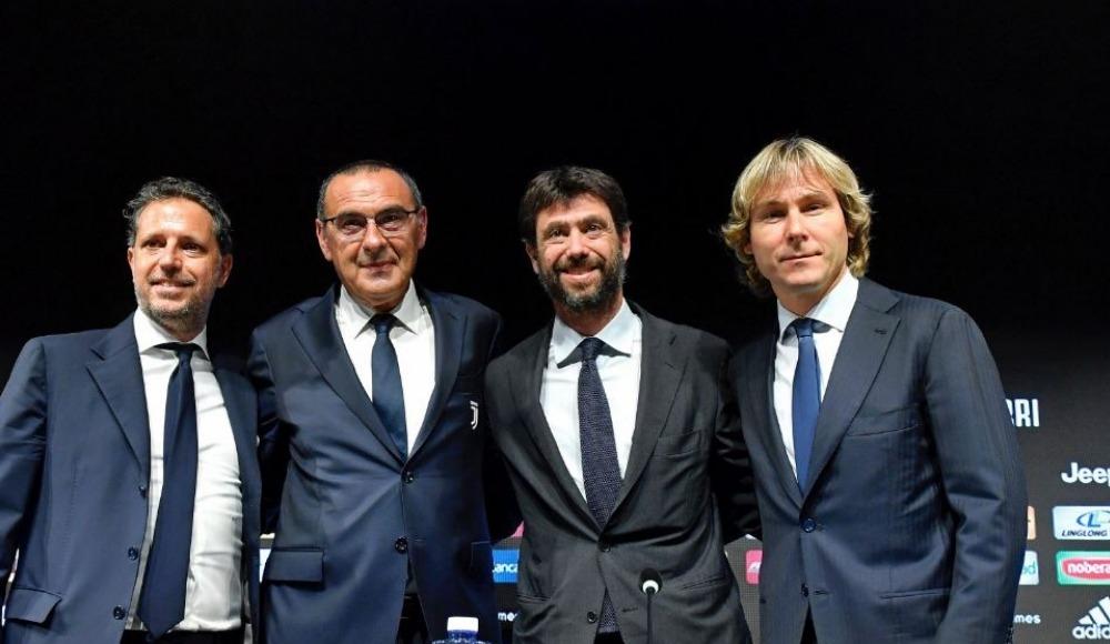 Juventus, Sarri ile imzaladı! İlk sözleri...