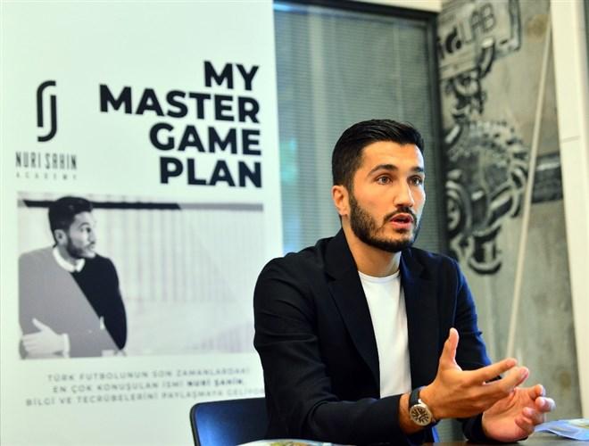 """Nuri Şahin: """"Keşke Türkiye'de derbi oynasaydım diyebilirim"""""""
