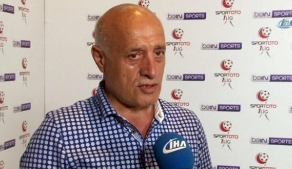 """Ecmel Faik Sarıalioğlu: """"Büyük kulüplerden istenen sporcularımız var"""""""