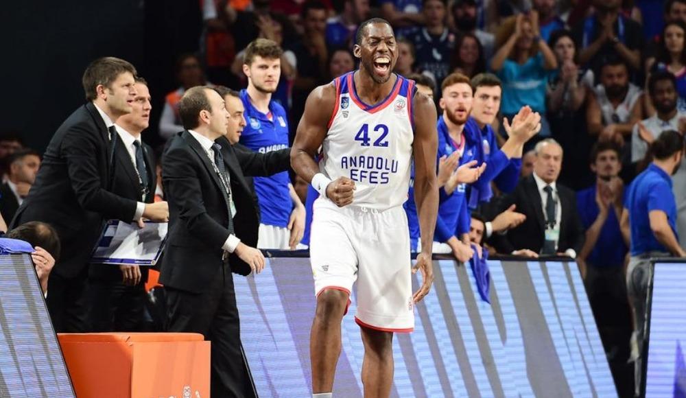 Anadolu Efes, ligde 14. kez şampiyon oldu