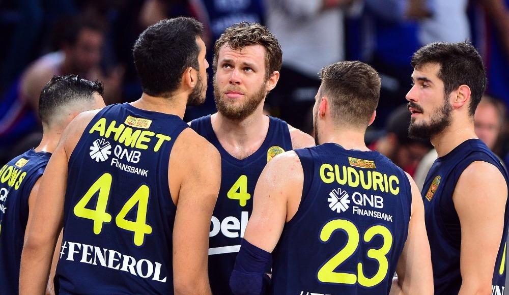 Fenerbahçe Beko sezonu tek kupa ile kapadı