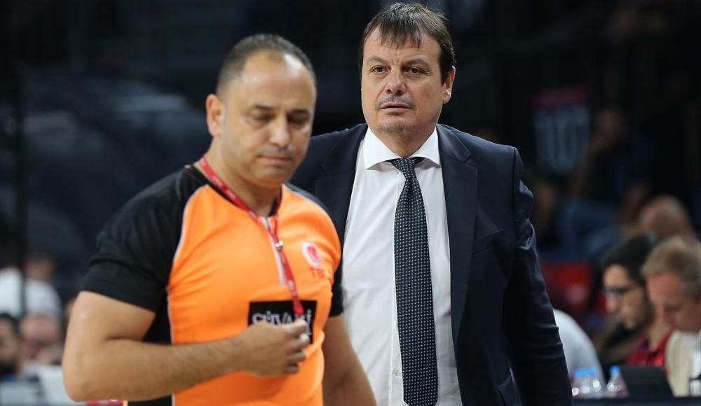 Ergin Ataman'ın 18. kupası!