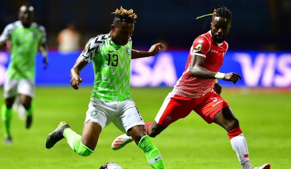 Nijerya tek golle kazandı