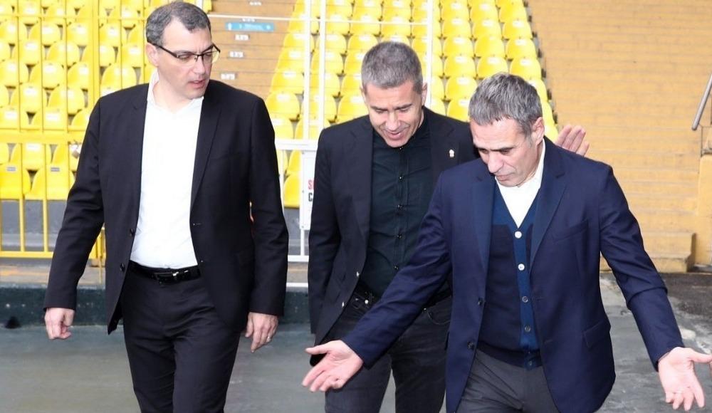 Fenerbahçe'den flaş transfer hamlesi! Comolli ile bir araya geldi...