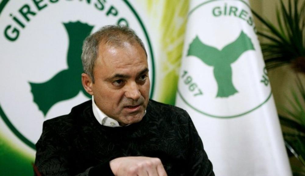 Giresunspor'da Erkan Sözeri ayrılıyor...