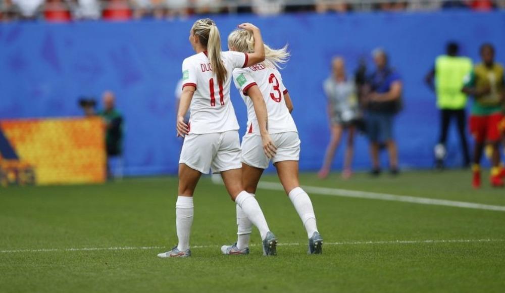 İngiltere'nin çeyrek finaldeki rakibi Norveç'in rakibi oldu
