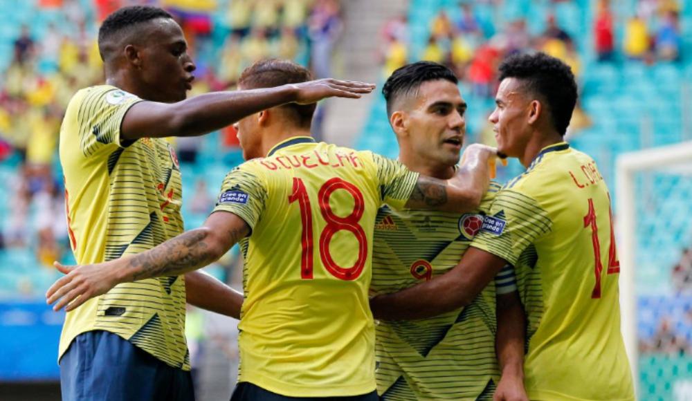Kolombiya üst tura yükseldi!