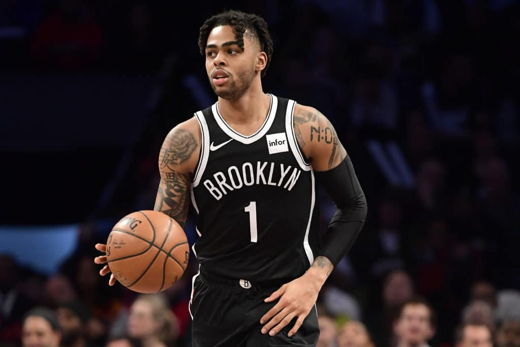 6.D'Angelo Russell, Brooklyn