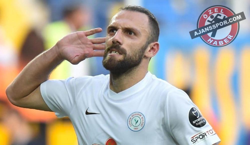 Canlı yayında açıklandı! Vedat Muriç transferi için önerilen en yüksek rakam...