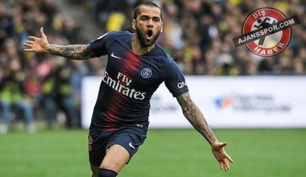 Conte, Dani Alves'i transfer etmek istiyor