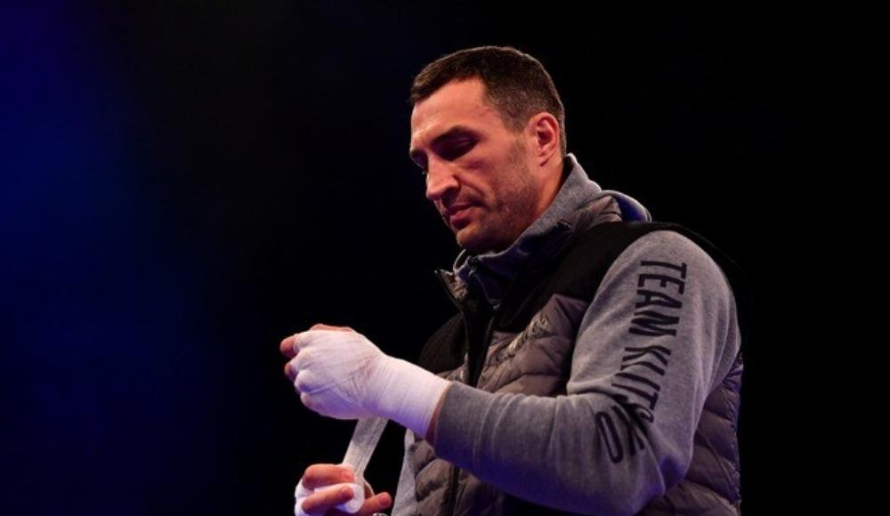 Wlademir Klitschko İspanya'da büyük tehlike atlattı.